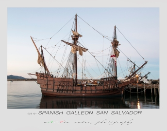 Spanish Galleon San Salvador