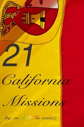 21 California Missions