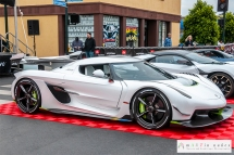 Exotics on broadway 2019 Seaside, CA.