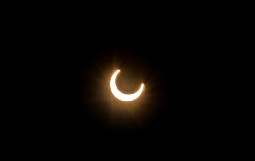 Lunar Eclipse Hollister, CA